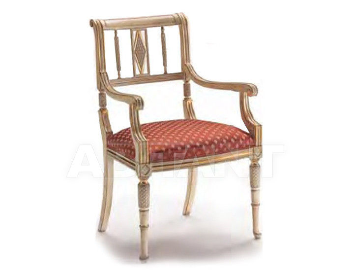 Купить Стул с подлокотниками Busnelli Fratelli Seats Collection 251