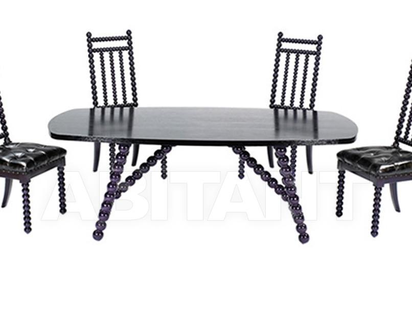 Купить Стол обеденный Zichele Modern Antiques 6517