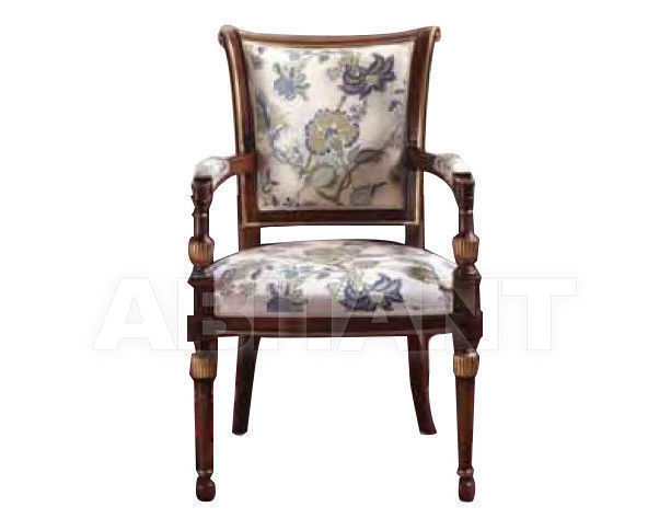 Купить Стул с подлокотниками Busnelli Fratelli Seats Collection 040