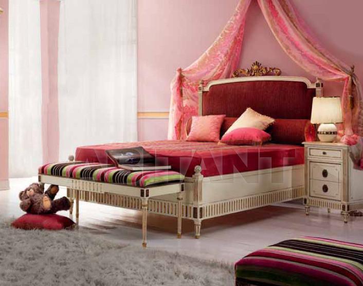 Купить Кровать Casa Nobile srl Mobili da Collezione 2011 Casanobile D25127