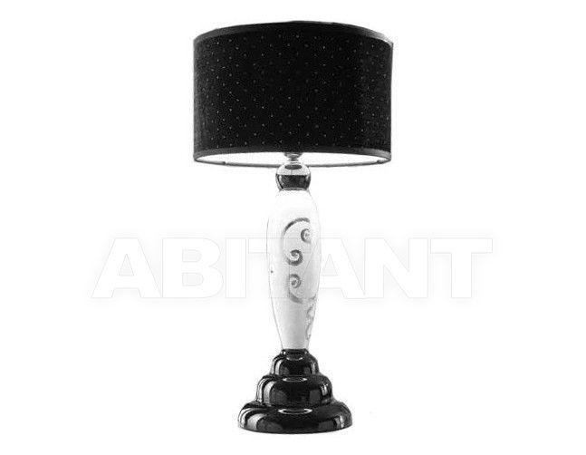 Купить Лампа настольная Bacci Stile Home Boulevard HB 052 argento