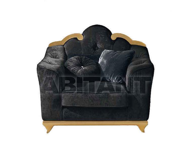Купить Кресло Bacci Stile Home Boulevard HB 013 oro