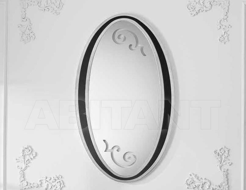Купить Зеркало настенное Bacci Stile Home Boulevard HB 025 argento