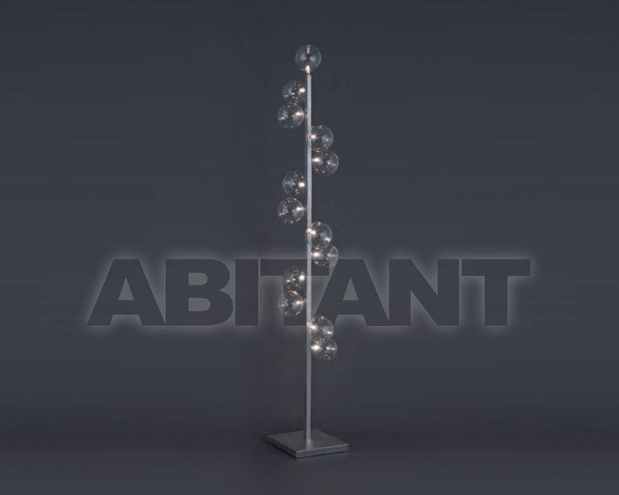Купить Лампа напольная Harco Loor Design B.V. 2010 TRACK ZIGZAG FL 12
