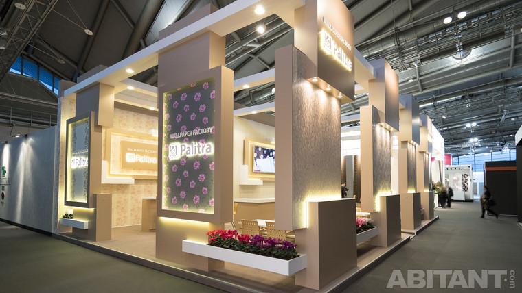 Exhibition Stand Design Competition : Palitra heimtextil  frankfurt am main germany