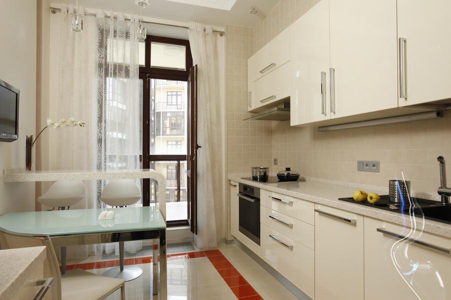 Кухни 10 кв м фото