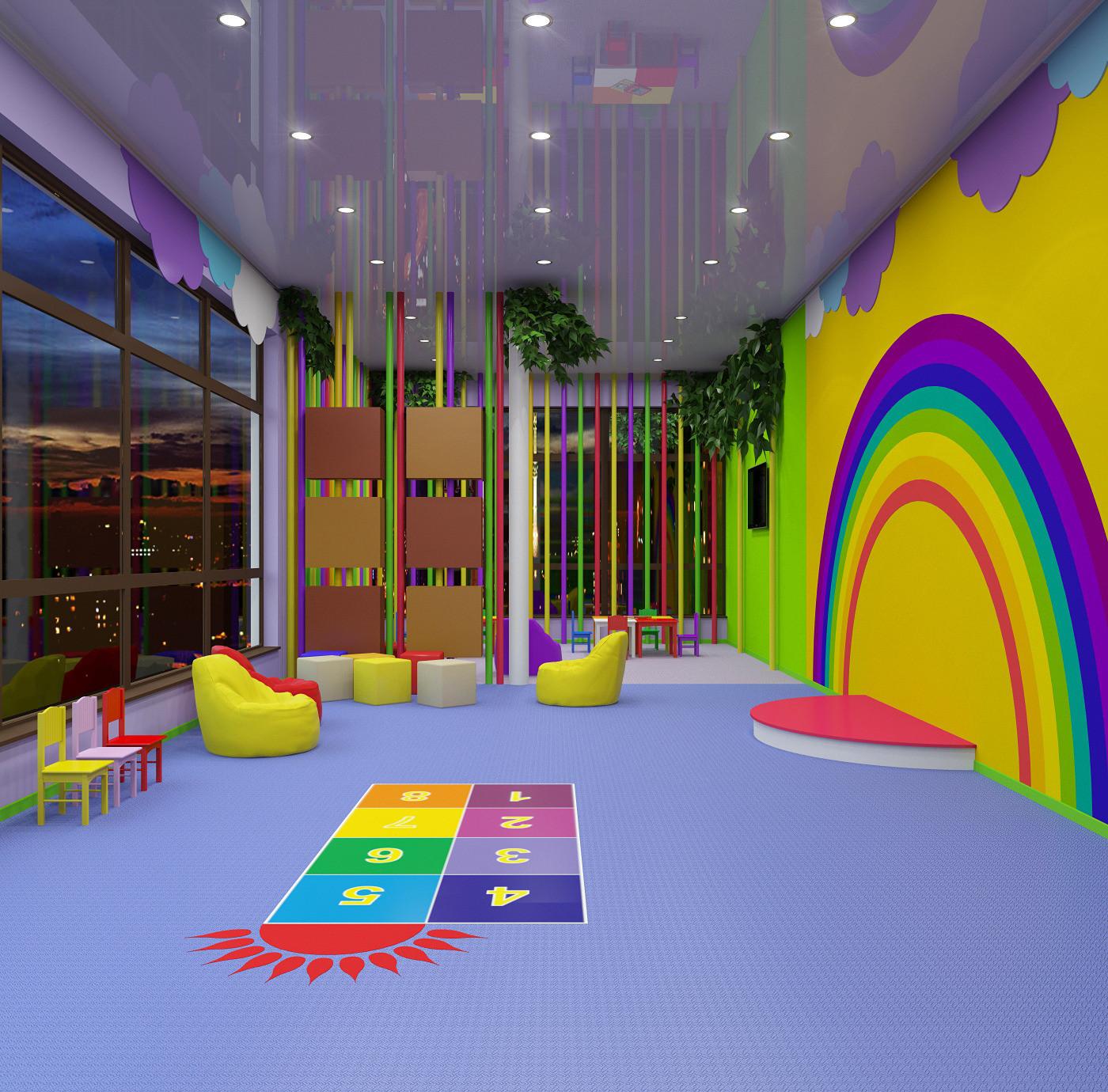 фото игровая комната
