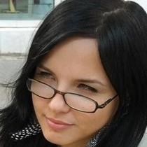 Оксана  Солоницына