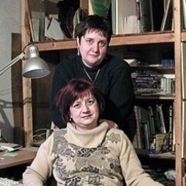 Natalya akunova i elena prohorova med