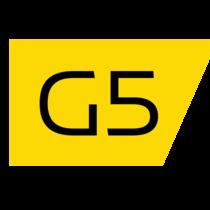 G5 logo g5 architects med