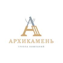 Logo archi new line vector archistone med