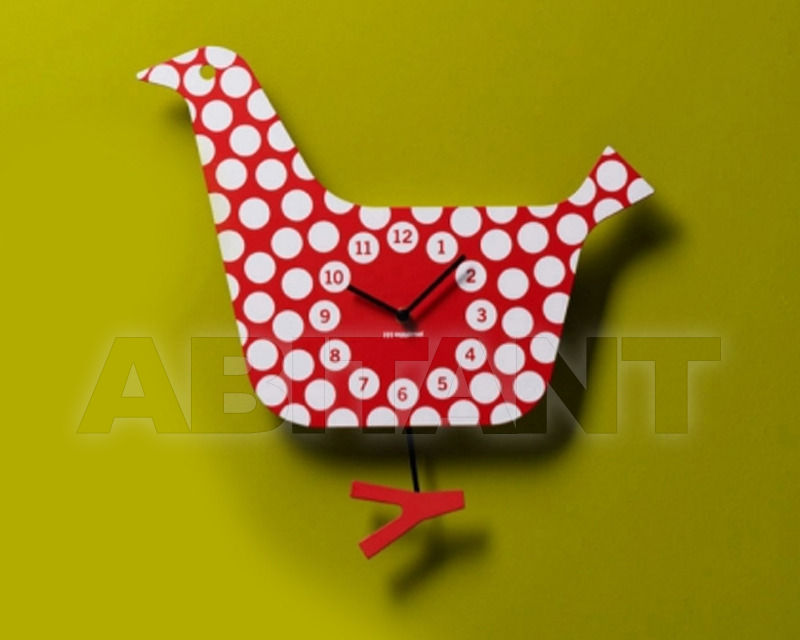 Купить Часы настенные OSEL Miniforms 2015 OR 005 RED