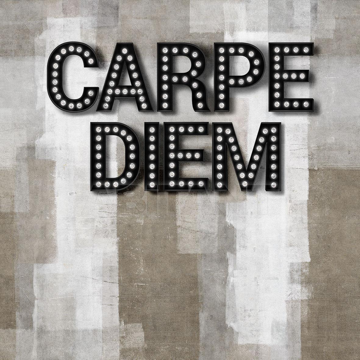 Купить Бумажные обои CARPE DIEM LondonArt - Grafika S.r.l.  ICON 15 15185 01