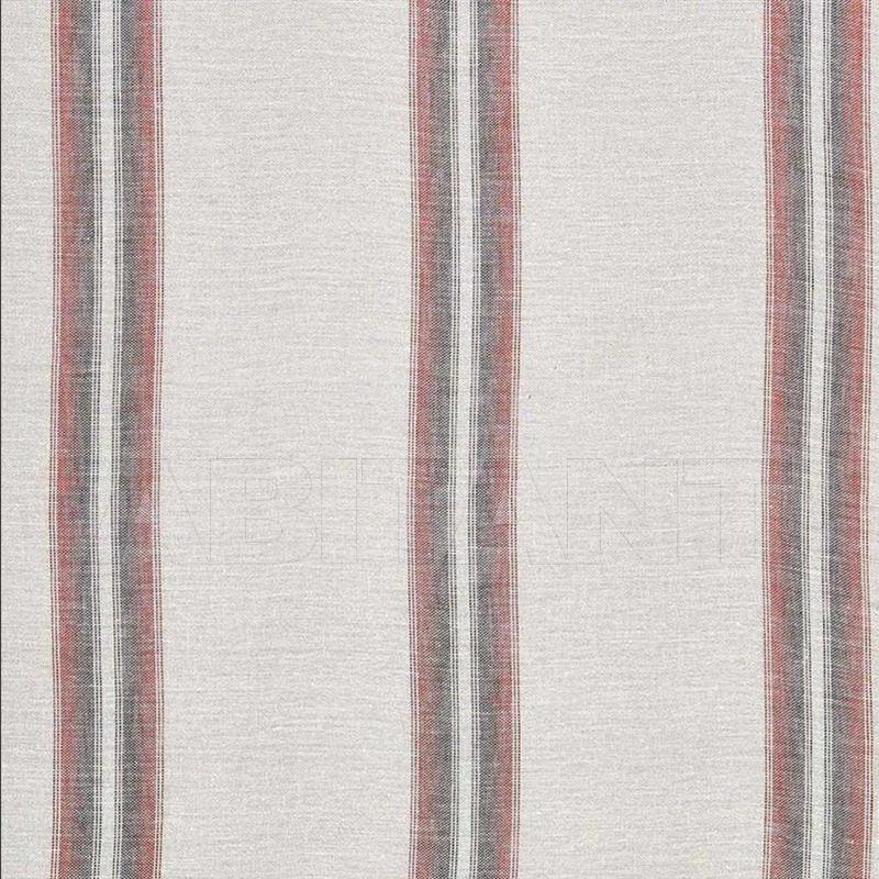 Купить Портьерная, обивочная ткань PAMPILLES ORANGE Casamance OPALINE 33970420