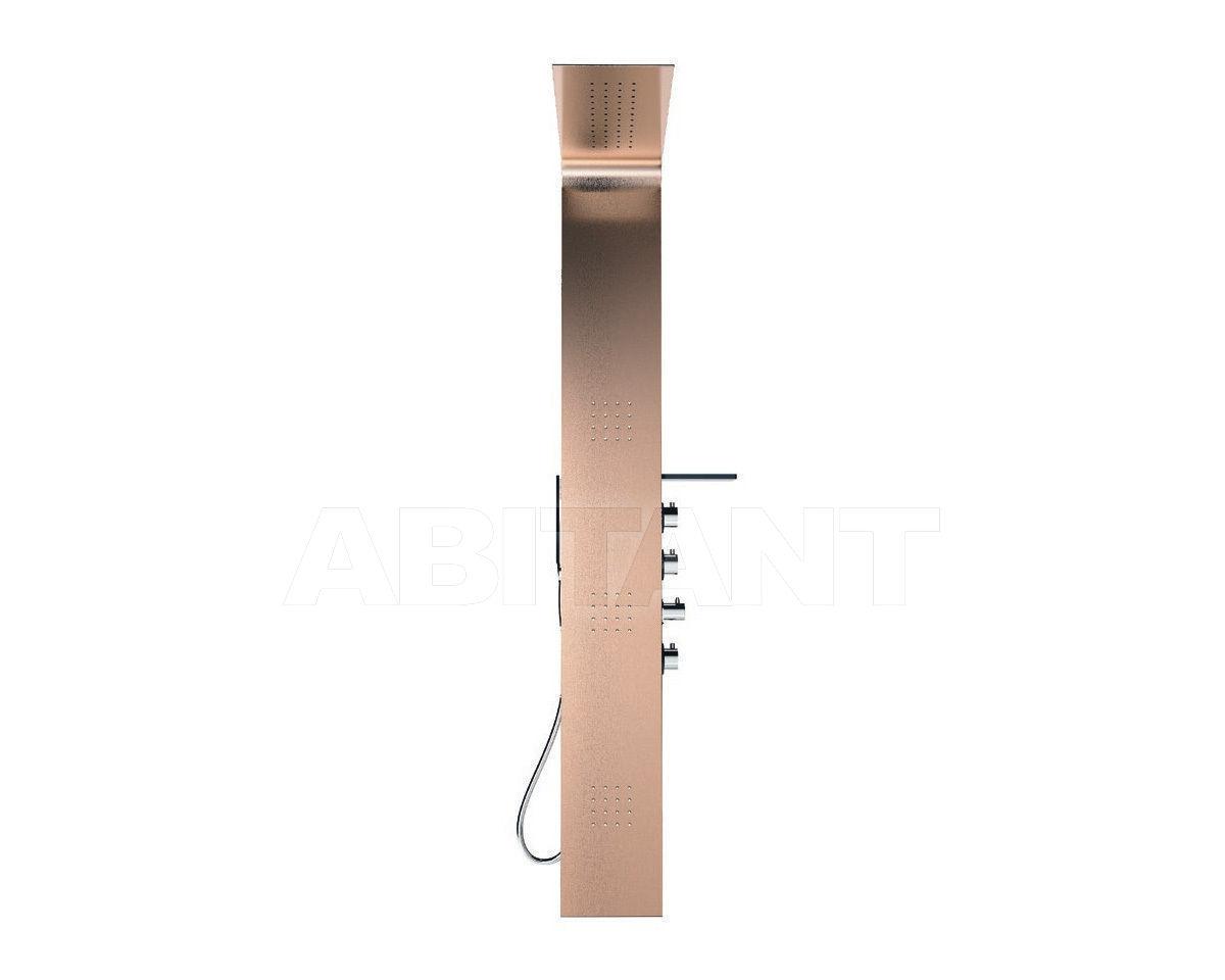 Купить Душевая система Lama Metallo Gruppo Geromin/Cristalli di hafro Docce 4LAA5N0 Metallo rame