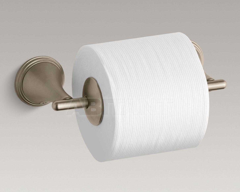 Купить Держатель для туалетной бумаги Finial Traditional Kohler 2015 K-361-BV