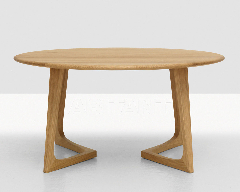 Купить Стол обеденный Zeitraum Moebel TISCHE TWIST rund Ø 140