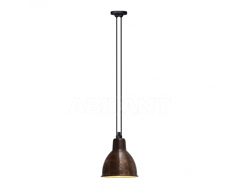 Купить Светильник La Lampe Gras by DCW éditions GRAS LAMPS 322 COP-RAW-WH ROUND XL