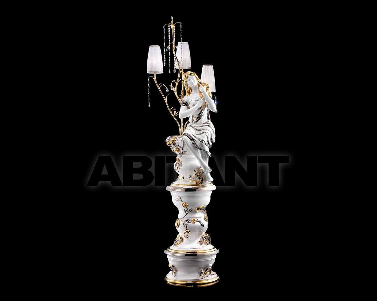 Купить Торшер Ceramiche Lorenzon  Figure L.895/BOPL/P
