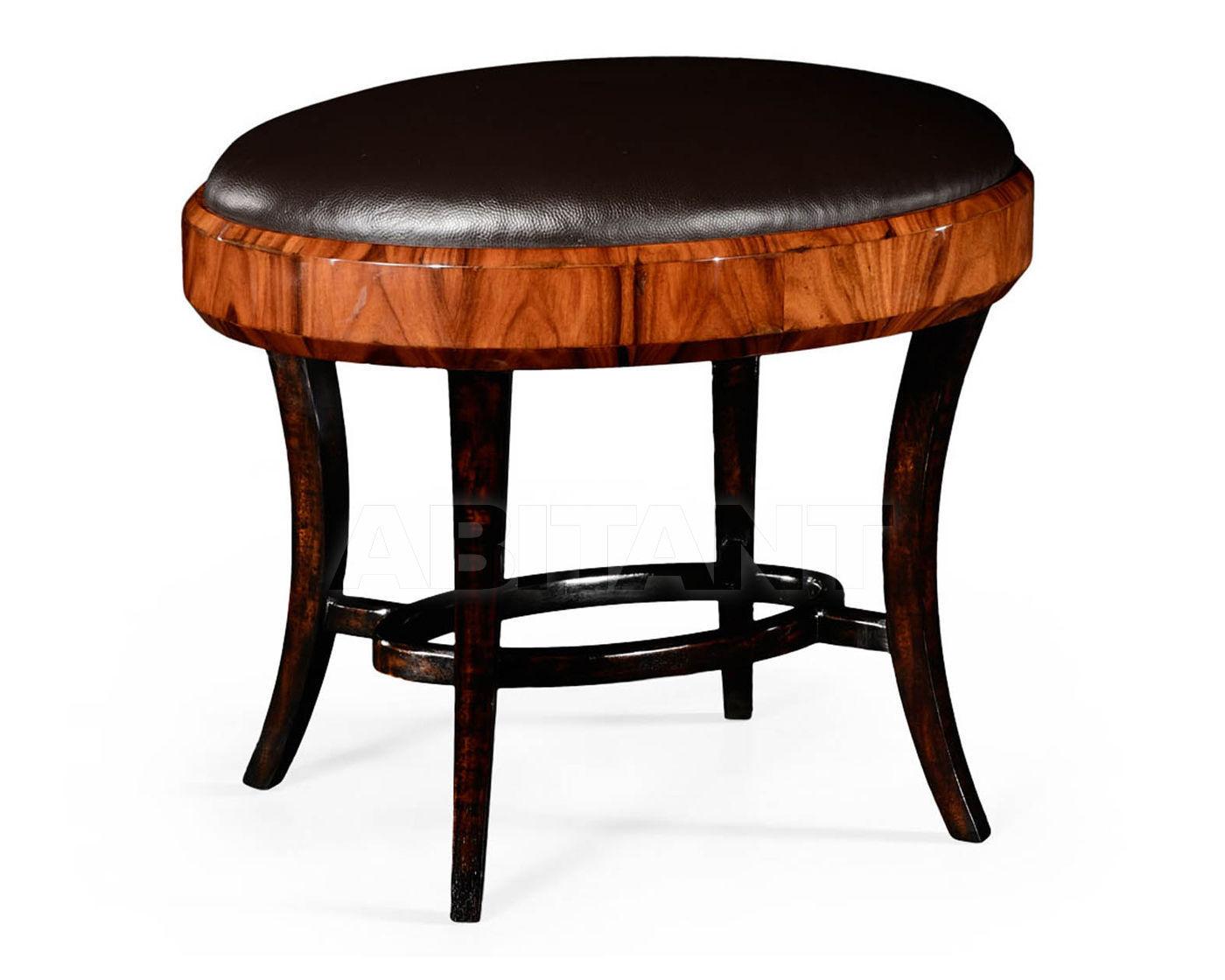 Купить Пуф Art Deco Jonathan Charles Fine Furniture Santos 494348-SAH-L017
