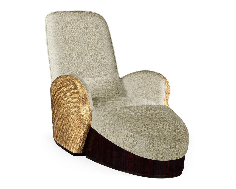 Купить Кушетка Angel Wing Jonathan Charles Fine Furniture JC Modern - Icarus Collection 495349-GIL-FCOM