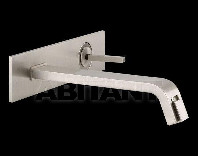 Купить Смеситель настенный Gessi Spa Bathroom Collection 2012 26189 031 Хром