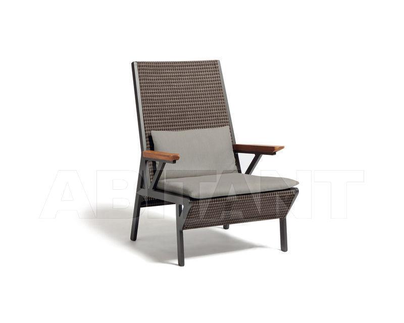 Купить Кресло для террасы Kettal VIEQUES 41200-741