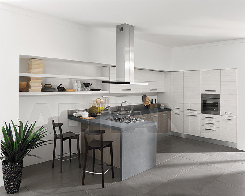 Купить Кухонный гарнитур Aran Cucine DOGA COLOURS