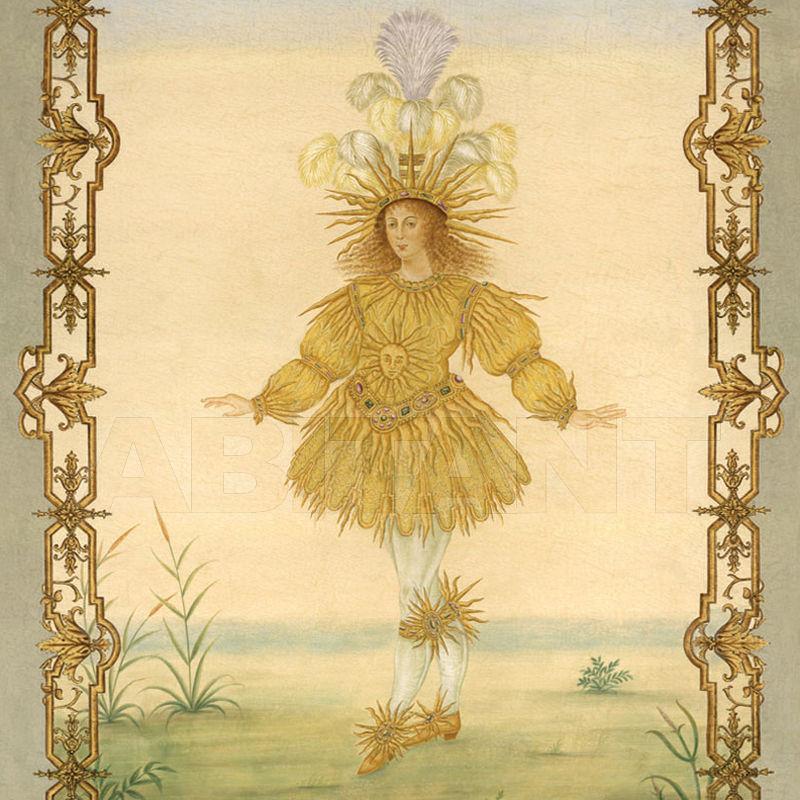 Купить Фотообои Iksel  Decorative Panels Louis XIV dancers DN 3