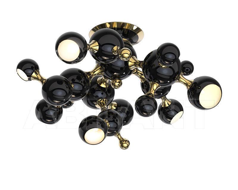 Купить Светильник Delightfull by Covet Lounge Suspension ATOMIC CEILING Gold