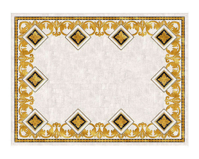 Купить Ковер классический Illulian & C. s.n.c Design Collection S-4 W, 05B S NIKOLAI