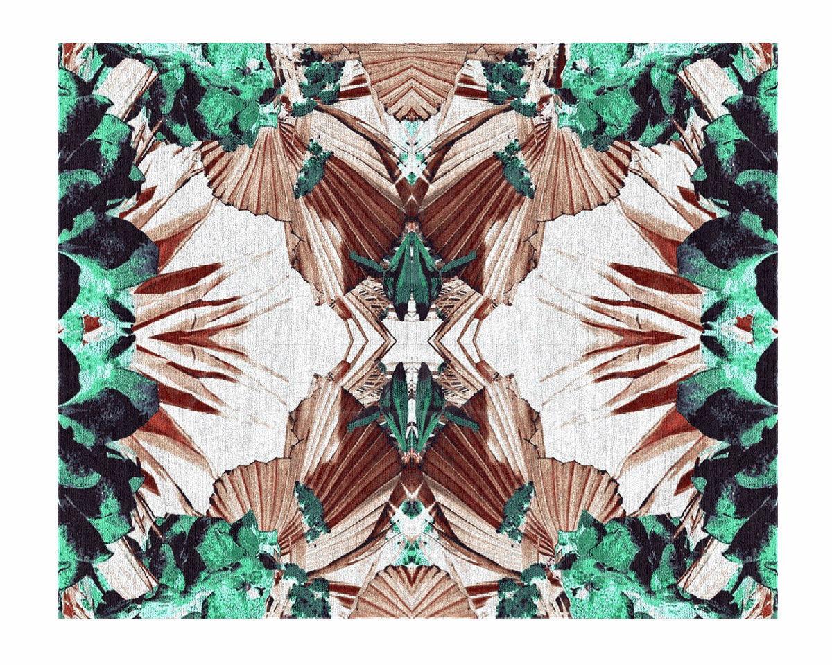 Купить Ковер современный Illulian & C. s.n.c Design Collection BAHIA C