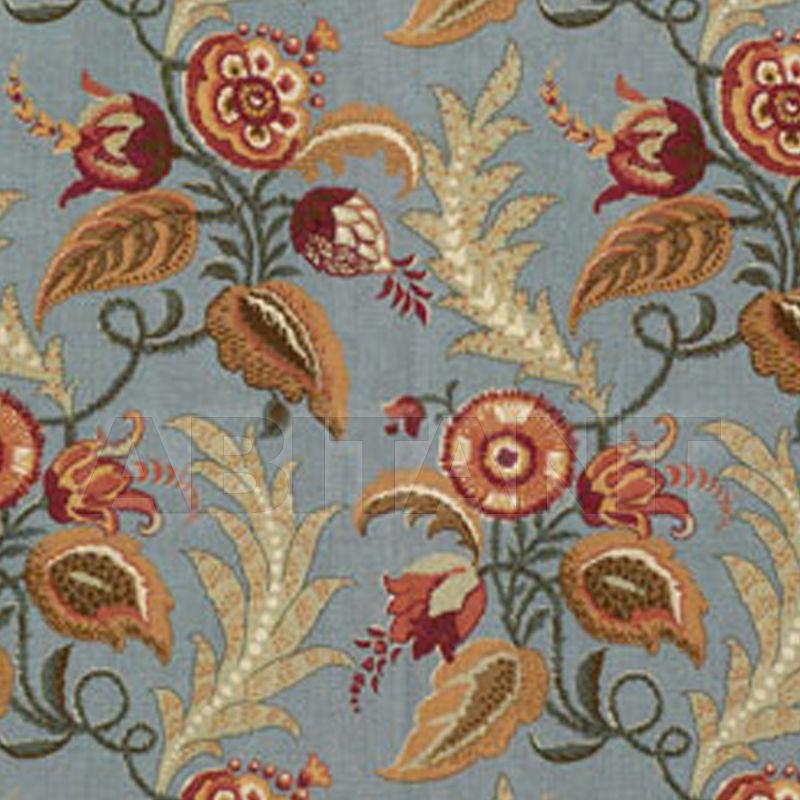 Купить Интерьерная ткань Thibaut Inc. River Road Prints F83801