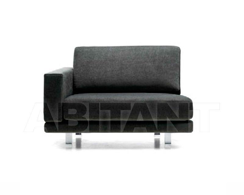 Купить Кресло SIMPLE De Rosso DIVANI XSL042D