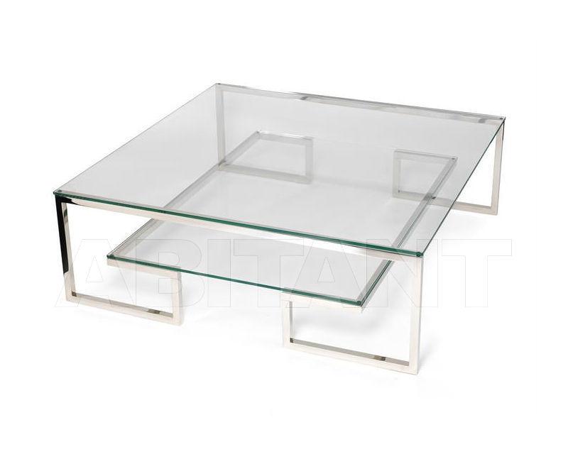 Купить Столик журнальный Villiers Brothers Limited 2016 Harlem coffee table - polished stainless