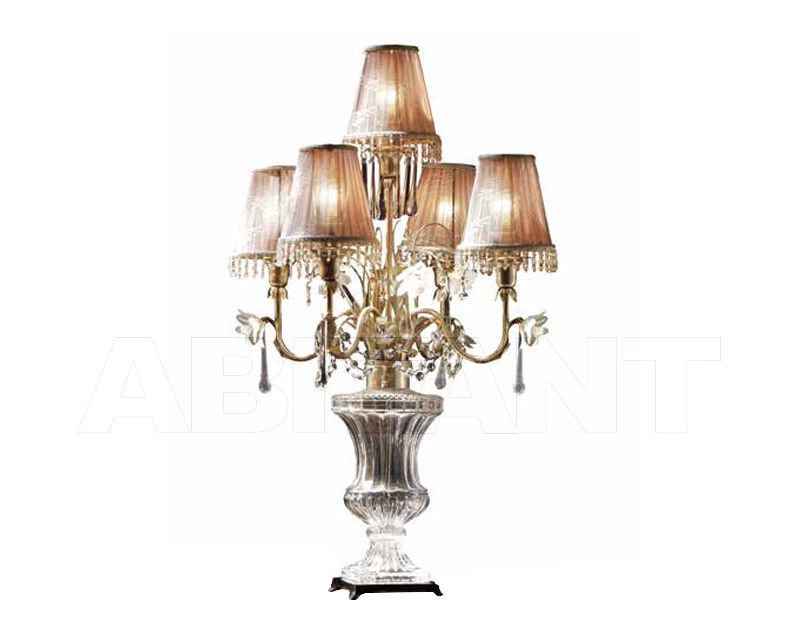 Купить Лампа настольная Modenese Gastone Contemporary Bedroom 96038