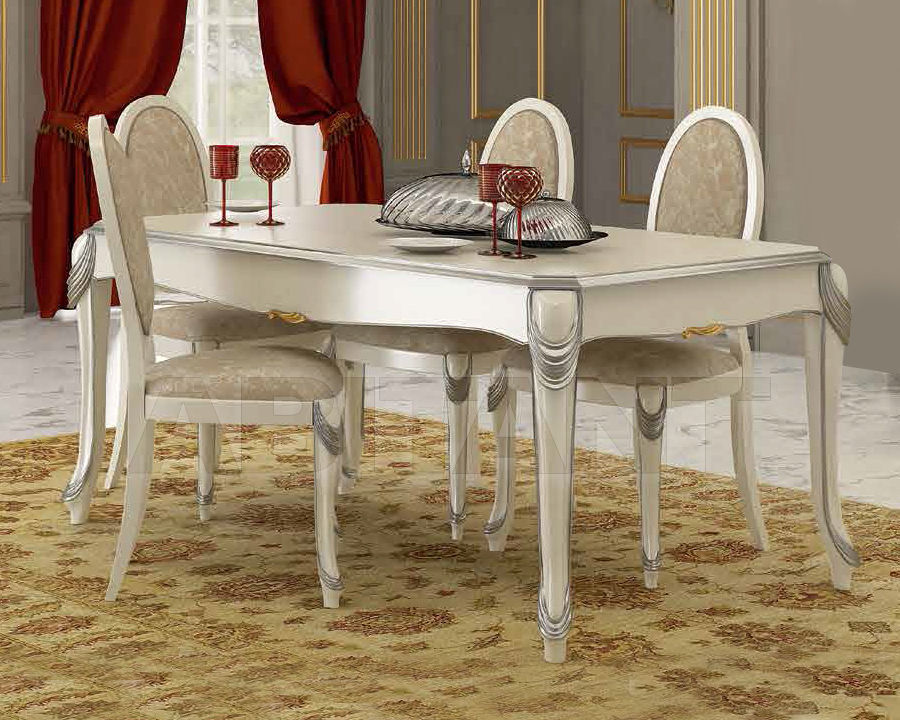 Купить Стол обеденный Modenese Gastone Contemporary Dining Room 81193