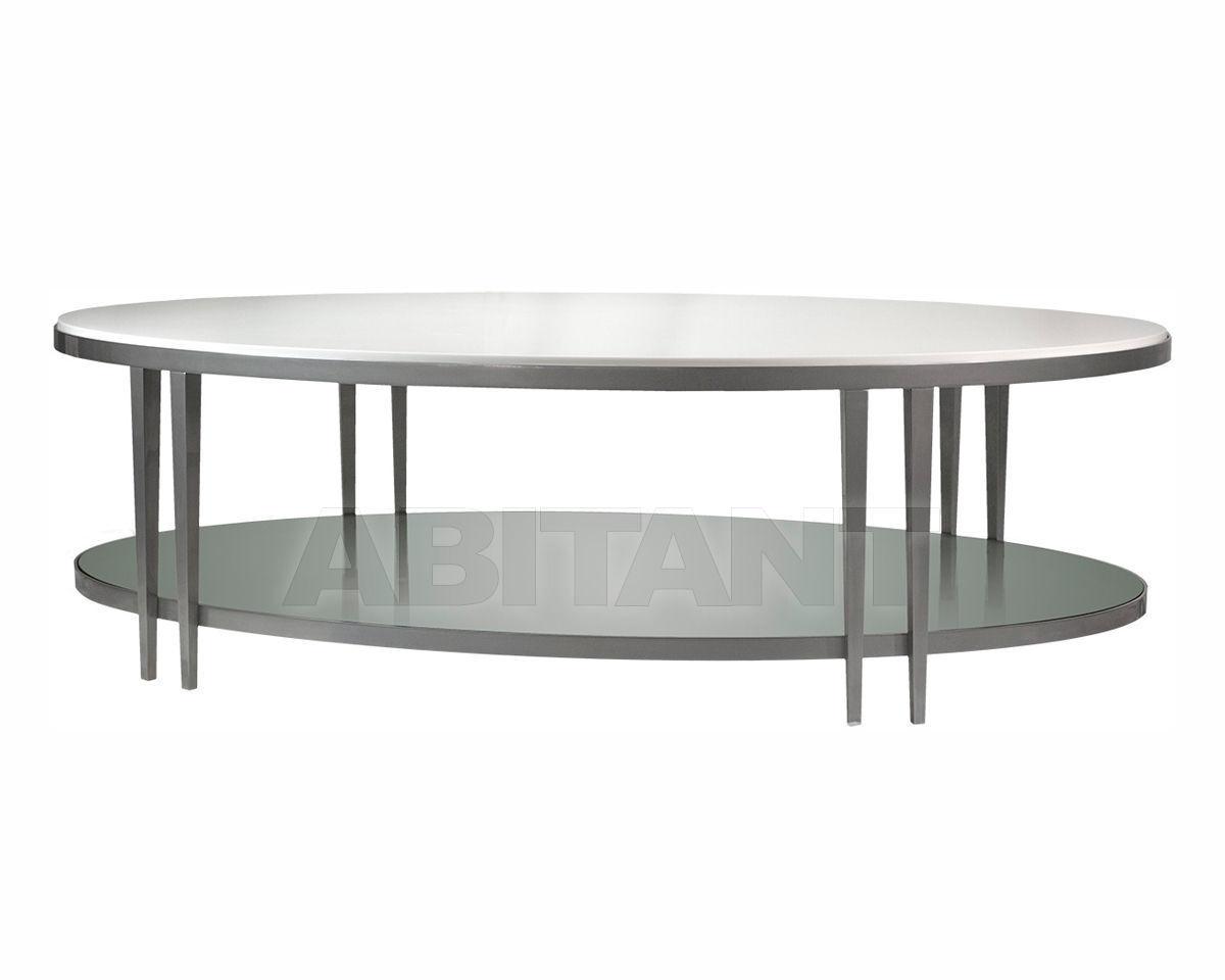 Купить Столик журнальный  Henry Bertrand Ltd Decorus MONTAGUE oval coffee table smooth