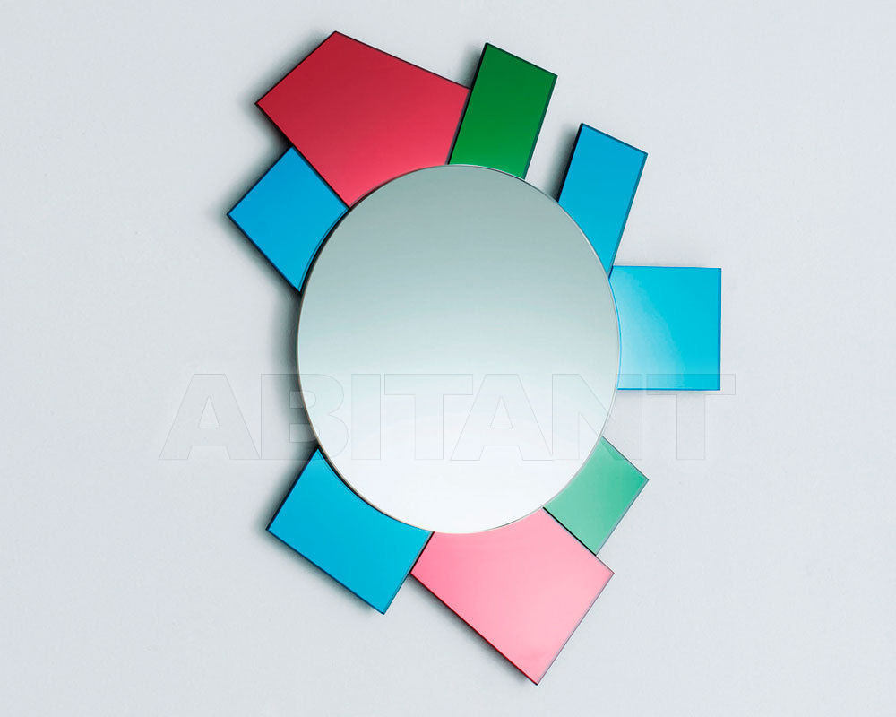 Купить Зеркало настенное Gli Specchi di Dioniso Glas Italia 2016 DIONIS06