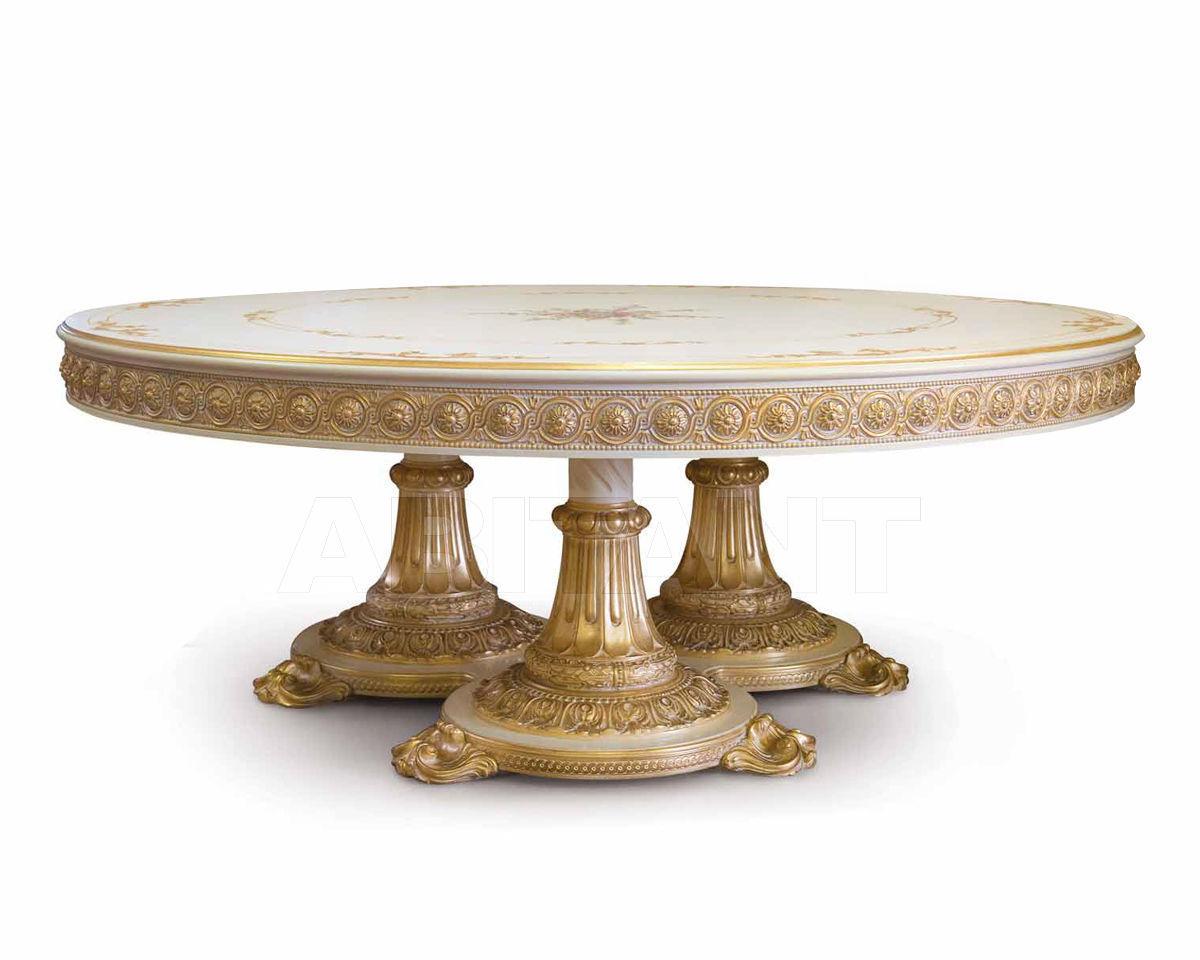 Купить Стол обеденный Bellotti Ezio Arredamenti Platinum 1058