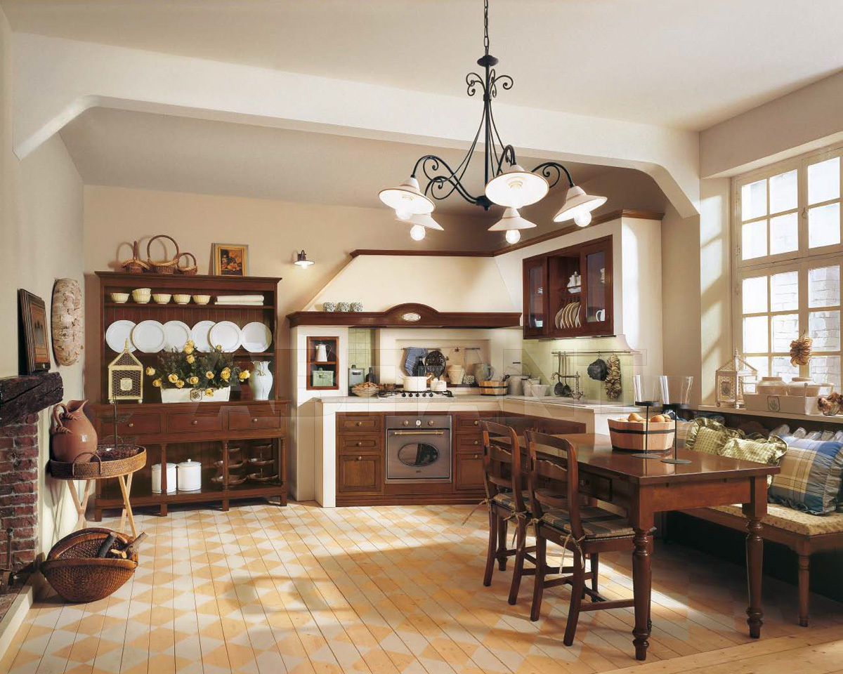 Купить Кухонный гарнитур Martini Mobili S.r.l.  Il Canto del Fuoco Il Canto del Fuoco 7