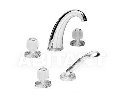 Купить Смеситель для ванны Cristal et bronze Mixer Sets 25415