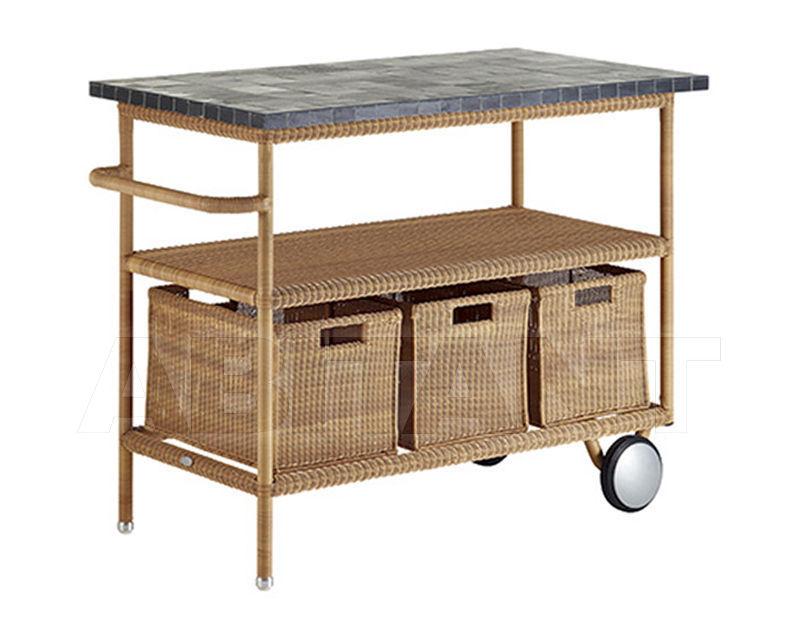 Купить Стол сервировочный Cane Line HENLEY 5175LU