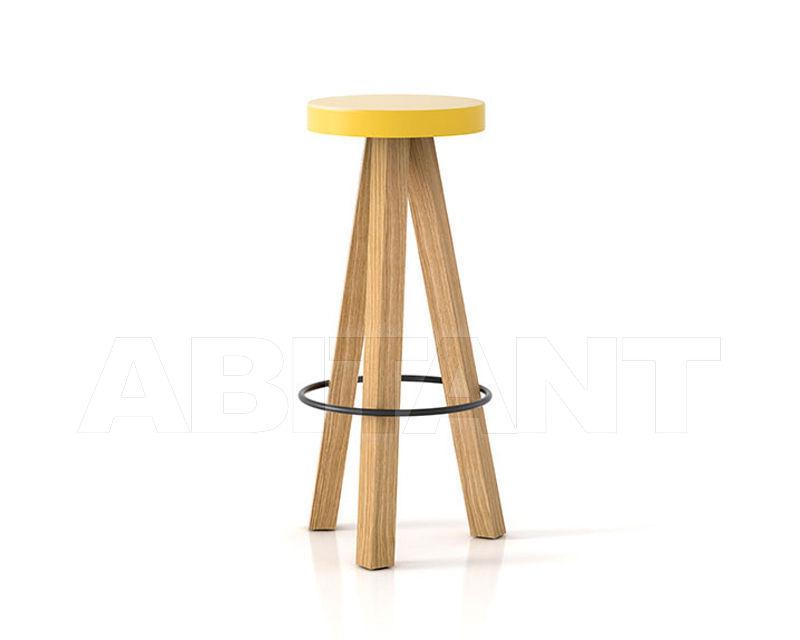 Купить Барный стул FLAK Punt Mobles  2015 FLK102 FLK102A0112357