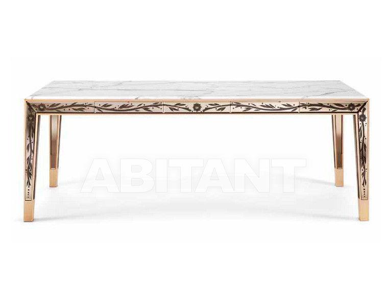 Купить Стол обеденный Arte Veneziana White Catalogue 5010 Age of Gold