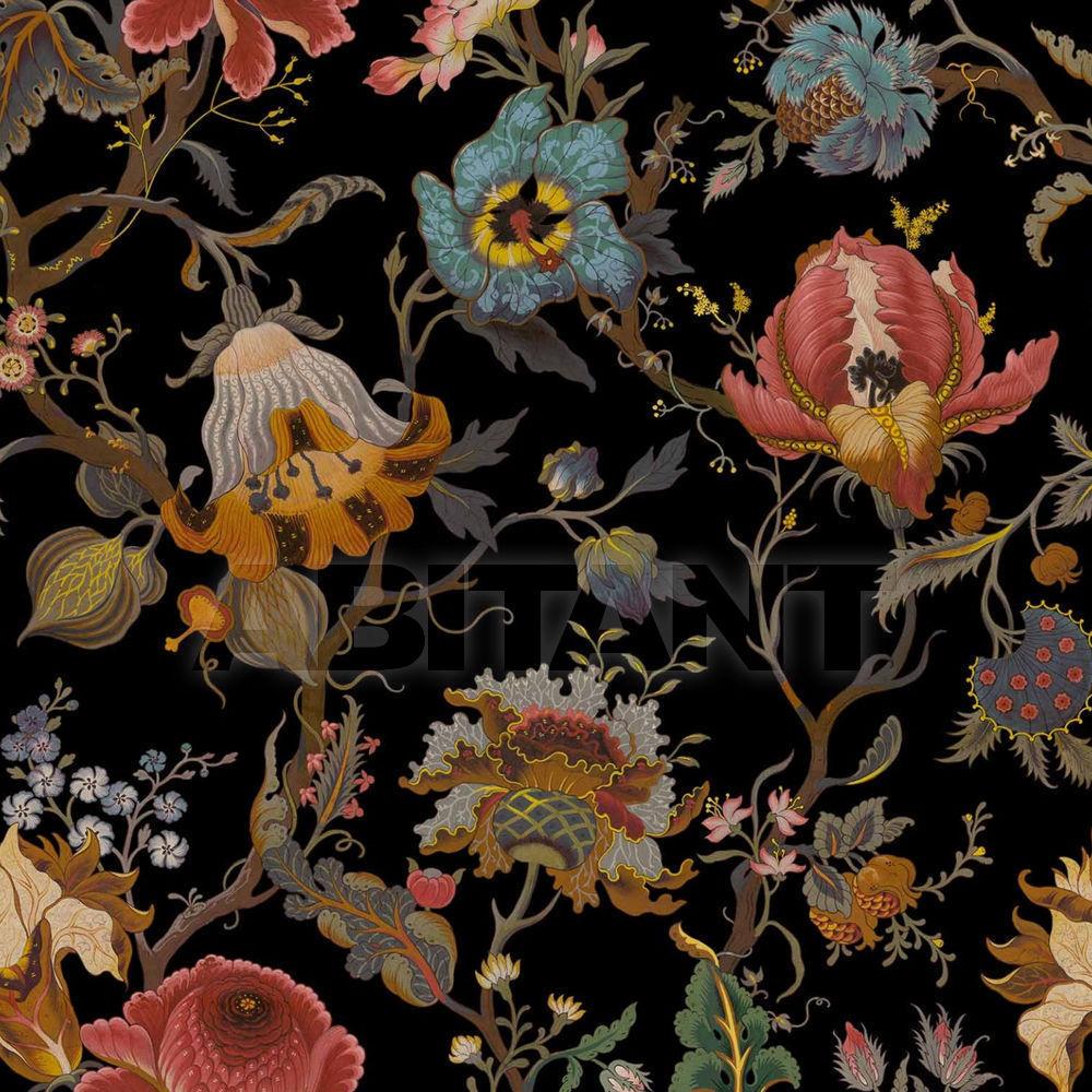 Купить Флизелиновые обои ARTEMIS  Henry Bertrand Ltd Wallpaper 1-WA-ART-DI-BLK-XXX-003-FLOW