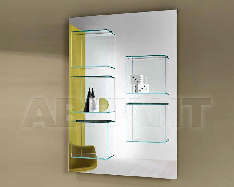 Купить Зеркало настенное Tonelli Design Srl News Dazibao mirror