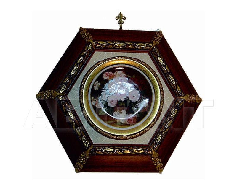 Купить Декоративное панно Italia Cornici di Caccaviello Antonino Artistic Plates C36