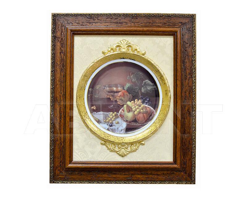 Купить Декоративное панно Italia Cornici di Caccaviello Antonino Artistic Plates F104