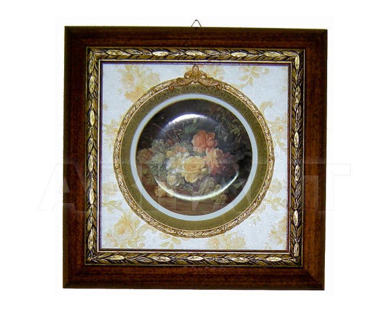 Купить Декоративное панно Italia Cornici di Caccaviello Antonino Artistic Plates B604